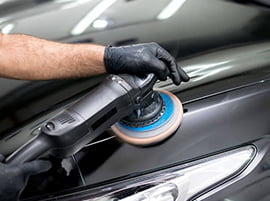mobile car paint correction services