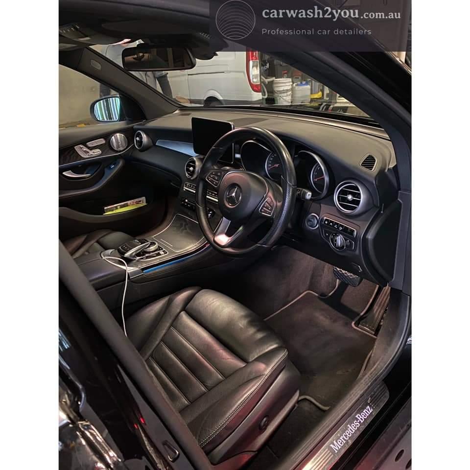 mini car detailing